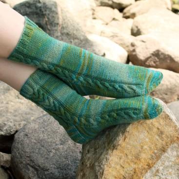 3rd Grade Crayfish Socks