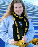 Superfan Scarf